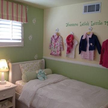 Audrey's updated room