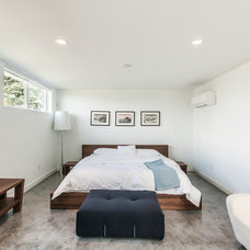 Contemporary Bedroom by Chris Pardo Design - Elemental Architecture