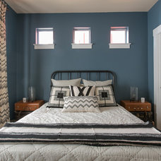Eclectic Bedroom by Interiors by Stone Textile