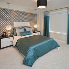 Contemporary Bedroom by Parkwood Master Builder