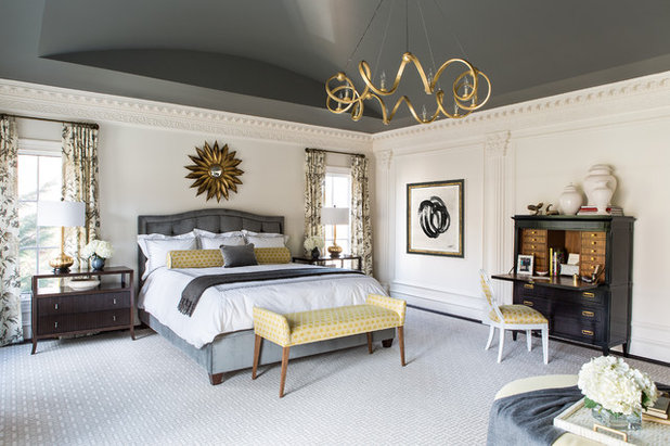 Traditional Bedroom By Roxanne Lumme Interiors, LLC