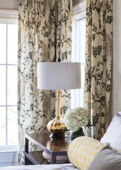 Room Of The Day Bringing Intimacy To A Big Master Bedroom
