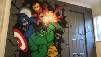 Avengers / Themed Bedroom