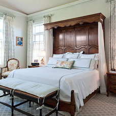 Traditional Bedroom by V Fine Homes