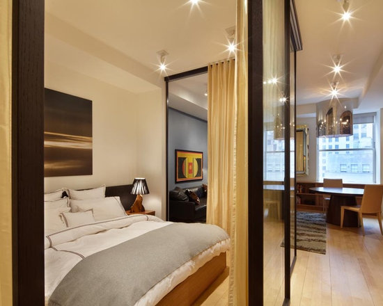 Apartment Room Dividers studio apartment room dividers | houzz