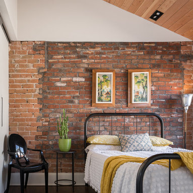 Brick Bedroom Design Ideas Pictures Remodel And Decor