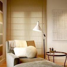 Contemporary Bedroom by Hulburd Design