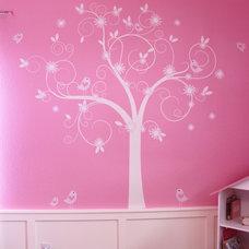 Traditional Bedroom Baby Gia's Nursery