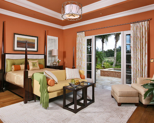 Save email for Mediterranean master bedroom