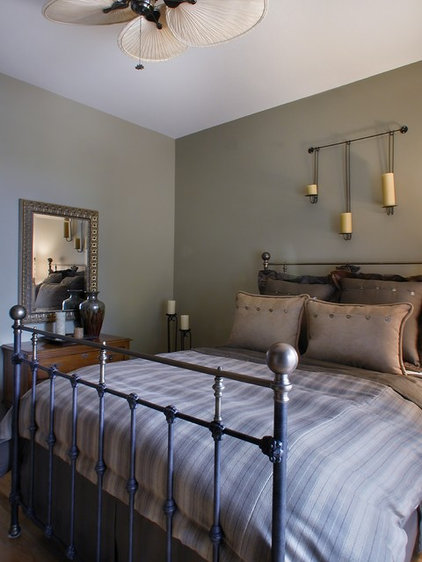 Traditional Bedroom by Van H. Robinson