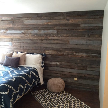 Bachelor Pad Weekend Makeover