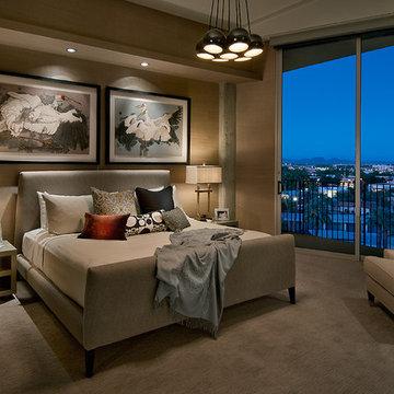 Bachelor's Penthouse