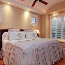 Traditional Bedroom by Stone Acorn Builders