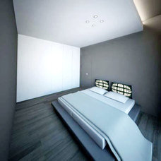 Modern Bedroom by Charline Lancel