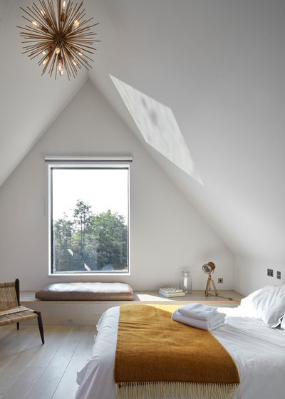Contemporary Bedroom by Platform 5 Architects