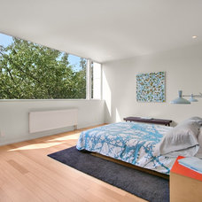 Contemporary Bedroom by SHED Architecture & Design