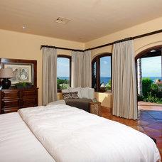 Beach Style Bedroom by Robert Puleo Design