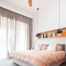 Contemporary Bedroom by ArchiBlox