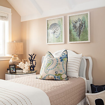 Balboa Beach Cottage Bedroom
