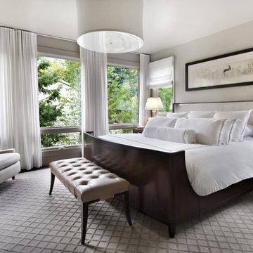 Baldwin Street Master Bedroom