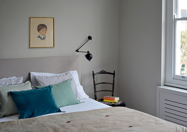 Eclectic Bedroom by Into interior design