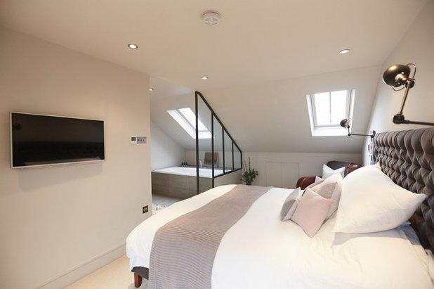 Contemporary Bedroom by Conley&Co