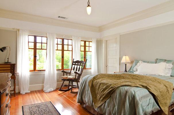 Craftsman Bedroom by Bali Construction