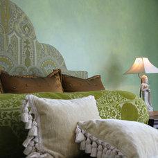 Asian Bedroom by Instinctive Design