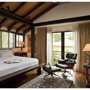 Balinese Style Bedroom Houzz