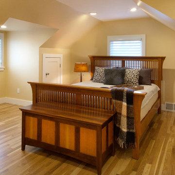 Ballard Dormer Addition - Bedroom