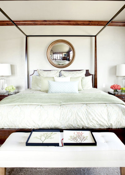 Stunning Contemporary Bedroom by Caitlin Wilson Design