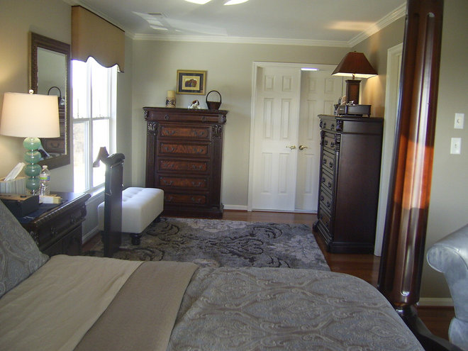 Traditional Bedroom by The Welcome Home: Interior Design Solutions