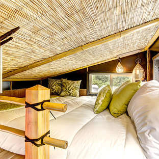 Bamboo Tiny House - Sleeping Loft