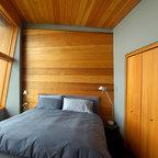 Bandon Bluff House Contemporary Family Room Portland