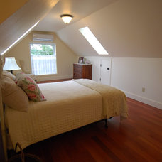 Traditional Bedroom by Shelter Solutions LLC