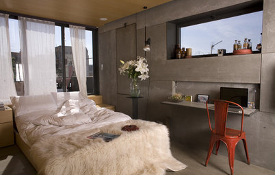 Houzz Tour: Tiny Fold-Out Apartment in Barcelona