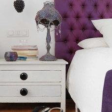 Eclectic Bedroom by Vuong Interior Design