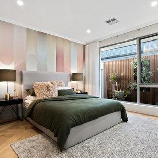 Chambre contemporaine Perth : Photos et idées déco de chambres