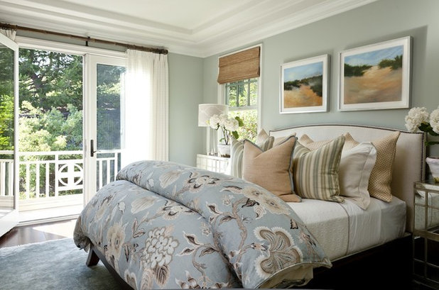 Traditional Bedroom Barclay Butera Living on the Coast