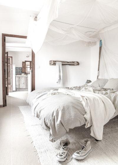 Casa de campo Dormitorio by Barefoot Living