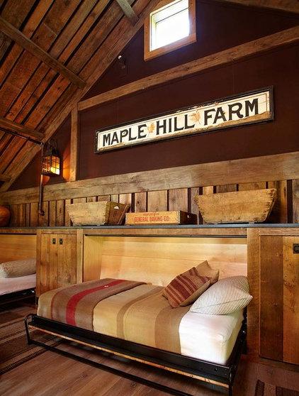 Farmhouse Bedroom by Kelly & Co.