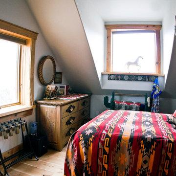 Barn Apartment Bedroom