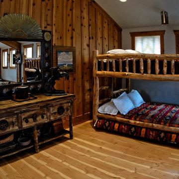 Barn Apartment Bunk Room
