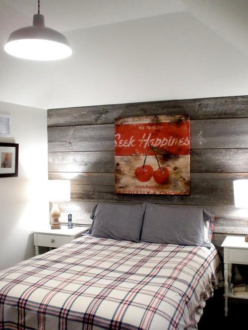 Barn Board Wall Houzz