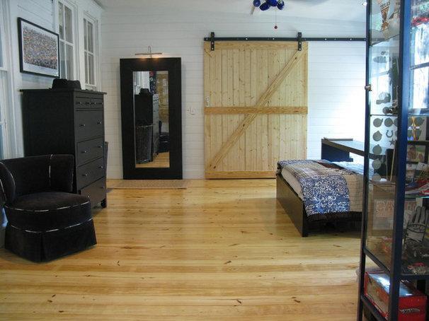 Eclectic Bedroom by Van Wicklen Design