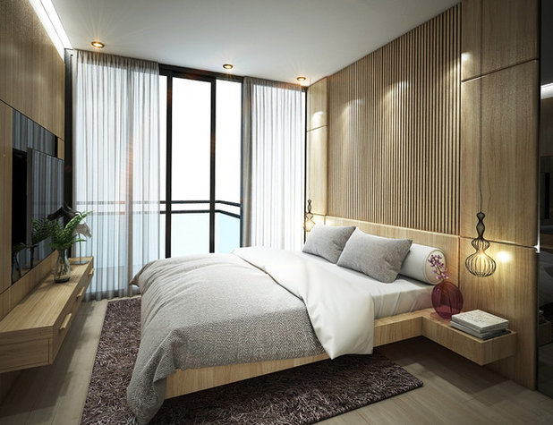 Bedroom by Lemon Concepts
