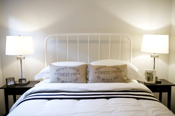 Traditional Bedroom by Natalie Fuglestveit Interior Design
