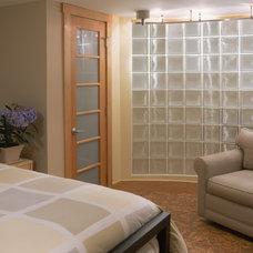 Contemporary Bedroom by Hart STUDIO LLC