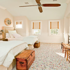 Traditional Bedroom by Toby Leary Fine Woodworking Inc.