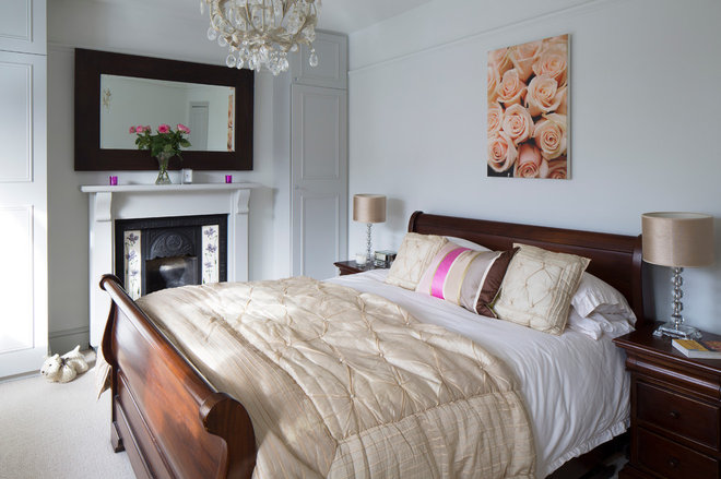 Traditional Bedroom by Emma Green Design